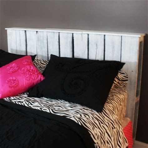 how to make a headboard out of pallets propuestas de cabeceros de cama hechos con palets i