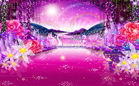 imagenes de rosas en movimiento 3d paisajes rom 225 nticos con flores