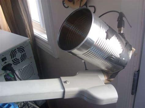 la construccion de la antena parabolica wifi de wiffy