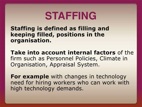 Office Of Personnel Management Definition by Chapter 5 Human Resources Management And Staffing