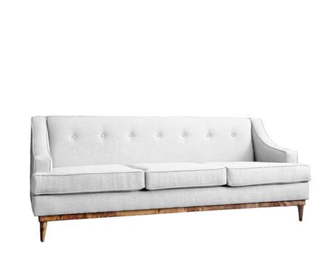 claire sofa mid century claire sofa by crombe co apartment 528