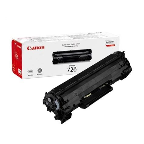 Canon 726 Magenta Ink Cartridge canon 726 original black toner