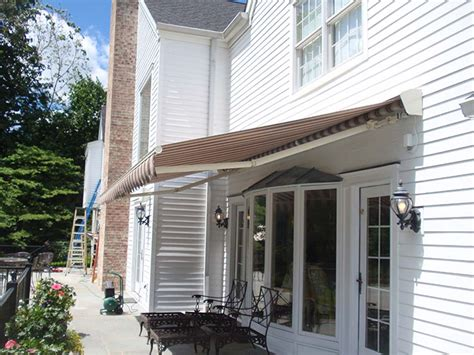 Residential Canvas Awnings by Awning Sunair Retractable Awnings