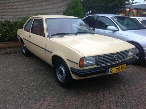 Opel Nl by Opel Ascona B 04 Autoschade Erwin Peters Lochem