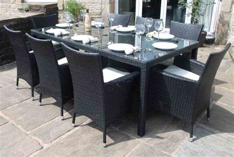 Modern Black Wicker Outdoor Furniture Design All Home Black Wicker Patio Furniture