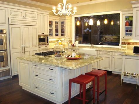 kitchen island countertop overhang does the outlet the island counter overhang meet