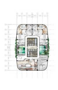 high rise building floor plan 47th floor penthouse design 8 proposed corporate