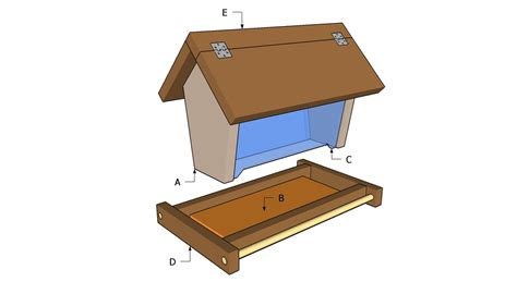 How To Make A Bird Out Of Construction Paper - woodwork plans for wood bird feeder pdf plans
