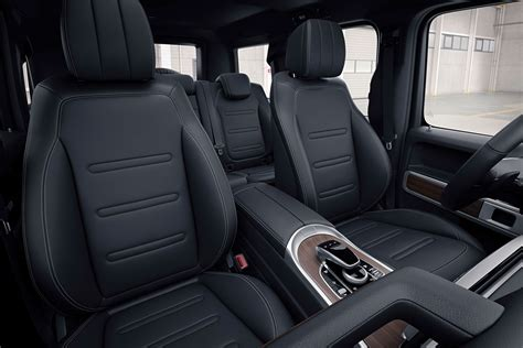 mercedes g class interior mercedes has revealed its g class interior