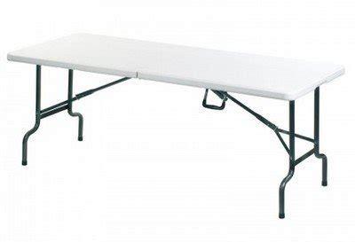 Table Pliante 8 Personnes