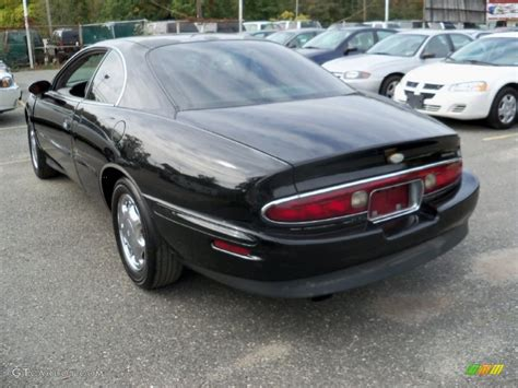 1998 buick riviera black 1998 buick riviera supercharged coupe exterior photo