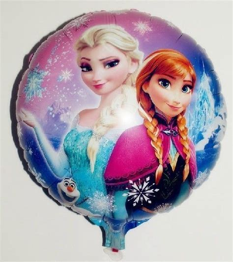 olaf gifts for s gift frozen elsa olaf princess circle foil balloon helium birthday gift ebay