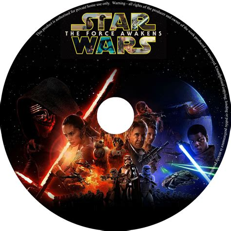printable star wars dvd covers star wars the force awakens dvd cover label 2015 r0