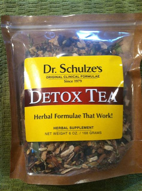 Detox Tea Doctor by 16 Best Dr Schulze S Healthy Living Images On