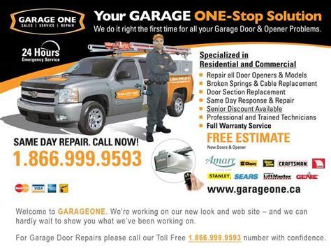 Ads Garage Doors Garage One Garage Doors Service Mississauga On 28 4181 Sladeview Cres Canpages