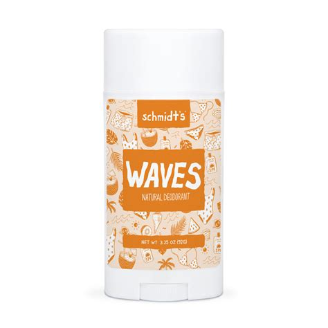 Summer Naturals Product Ethically Packaged by Schmidt S Naturals Makes Waves This Summer With New