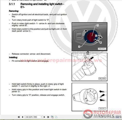 volkswagen sharan 2011 2016 workshop manual auto repair manual forum heavy equipment