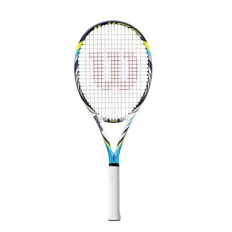 Raket Wilson Wave Blx wilson juice 100 blx tennis racket sweatband