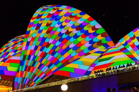 vivid sydney s spectacular art festival in gifs travel