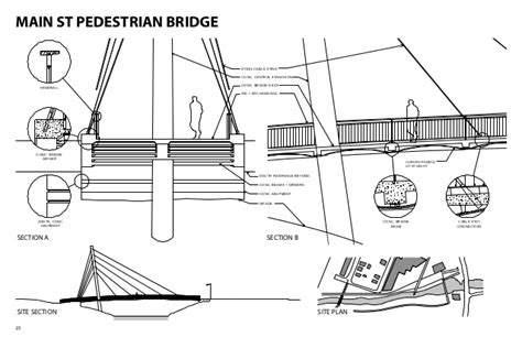 printable bridge instructions diy 16 foot bridge plans plans free