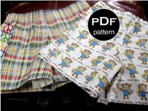 Baby boy shorts pdf sewing pattern sizes newborn 18 months meylah