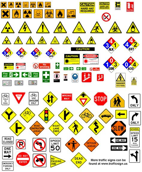 safety sign clipart and stock illustrations 145 171 free hazard sign download free clip art free clip art on