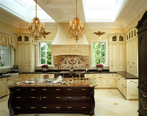 Le Grand Reve Chicago S Most Expensive Home To Hit The Grand Kitchen Chicago Il