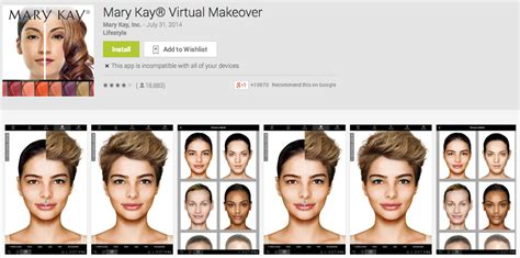Virtual Makeover 2014 | best games for girls mary kay virtual makeover indian