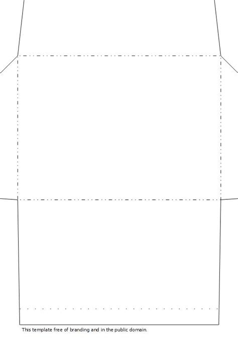 size envelope template envelope templates