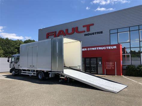 Fourgon Porte Voiture by Plateau Porte Voiture Fourgon Pour Transporter Les