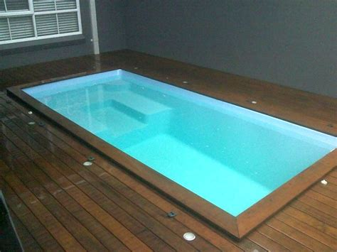 indoor swimming pools  small spaces