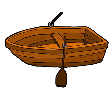 row boat clipart actividades varios pinterest boat - Row Your Boat Fish