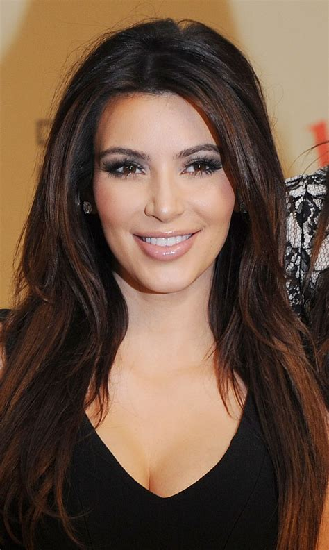 kim kardashian hair color brown blondes vs brunettes what your hair color says about you