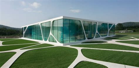 who says modern buildings are all glass fail ouch i love modern architecture leonardo glass cube by