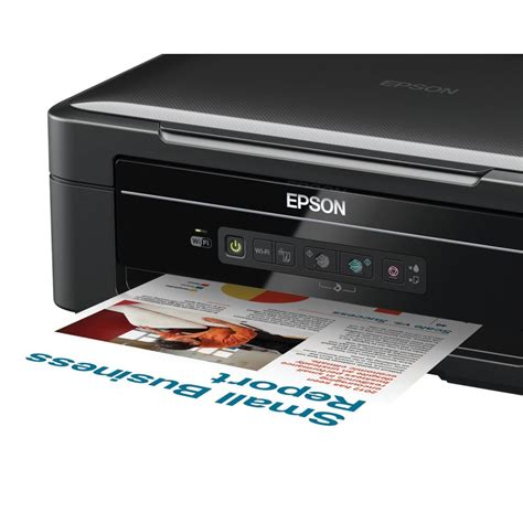 Printer Epson Refill epson ecotank l355 multifunction inkjet printer with refillable ink tank epson from powerhouse