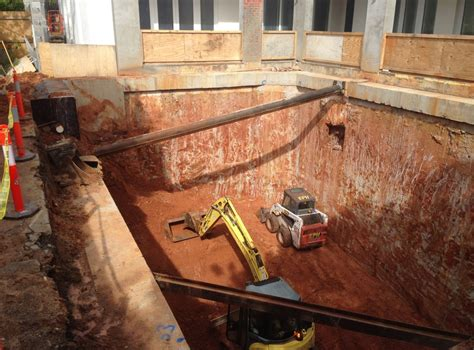 services any piling conditions we can conquer basement