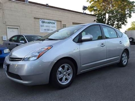 Used Toyota Prius Rochester Ny Toyota Prius For Sale In Rochester Ny Carsforsale