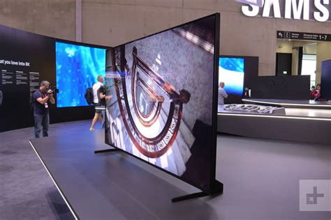 samsung 8k tv samsung s 85 inch q900r 8k qled now available for pre order digital trends