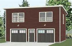 2 Story Garage Plans Two Story Garage Plans By Behm Design