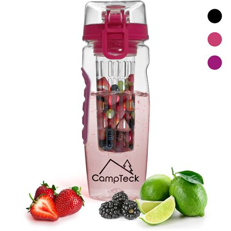 Water Bottle Fruit Detox by 1000ml Fruit Infusing Infuser Water Bottle Bpa Free