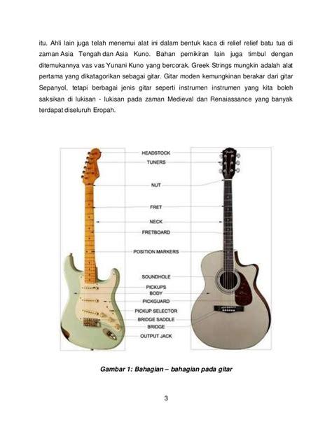 Gitar Batu gitar