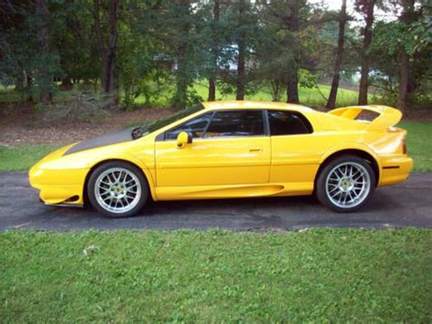 all car manuals free 2001 lotus esprit lane departure warning sell used 2001 lotus esprit twin turbo v8 in pittsford new york united states