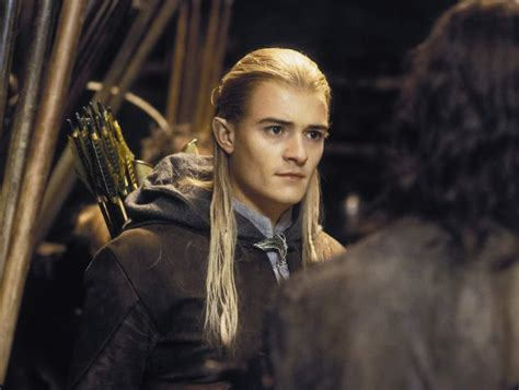 orlando bloom hobbit orlando bloom the hobbit interview collider