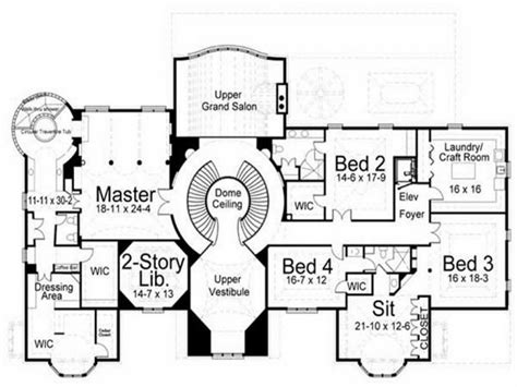 blueprints of homes inside castles castle floor plan