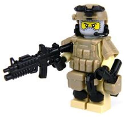 Lego Compatible Heavy Barrey Part Rifle details about no 17 8 custom swat team helmet weapson