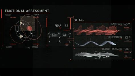 Robocop Graphic 21 some awesome motion graphics elemets in there robocop