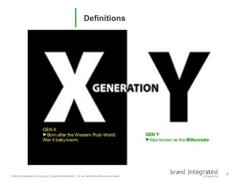 x and y generation x y slideshare