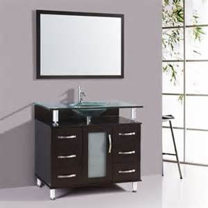 kokols 32 quot single bathroom vanity set with mirror