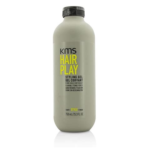 styling gel without fragrance kms california new zealand hair play styling gel firm