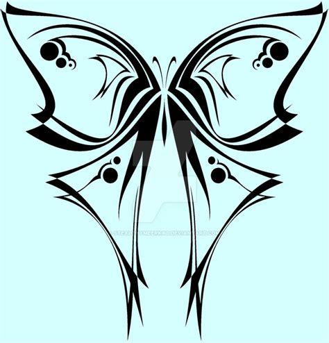 tattoo tribal butterfly tribal butterfly tattoo art www imgkid com the image